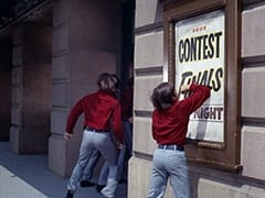 Peter Tork, Davy Jones - Contest finals tonight