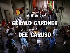 Mike Nesmith, Davy Jones, Micky Dolenz, Peter Tork - Written by Gerald Gardner and Dee Caruso