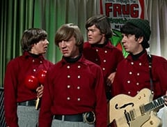 Davy Jones, Peter Tork, Micky Dolenz, Mike Nesmith