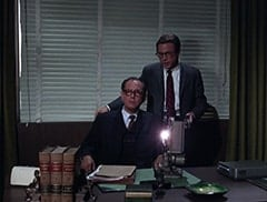The Chief (Booth Colman), Honeywell (Don Penny)