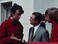 Mike Nesmith, Honeywell (Don Penny), Peter Tork