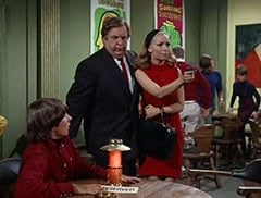 Davy Jones, Boris (Jacques Aubuchon), Madame Olinsky (Arlene Martel), David Price