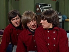 Micky Dolenz, Peter Tork, Davy Jones