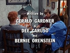 Mr. Schneider, Davy Jones, Peter Tork, Micky Dolenz - Written by Gerald Gardner & Dee Caruso and Bernie Orenstein
