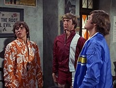 Davy Jones, Peter Tork, Micky Dolenz
