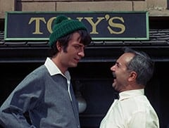 Mike Nesmith, Restaurant Owner (?)