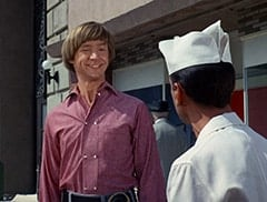 Peter Tork, Ice Cream Man (Charles Callas)