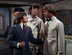 Micky Dolenz, Davy Jones, Mike Nesmith, Peter Tork