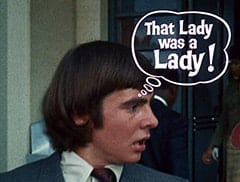 Davy Jones - That Lady was a Lady!
