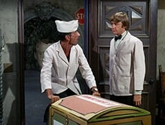 Ice Cream Man (Charles Callas), Peter Tork