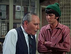 Grandfather (Ben Wright), Mike Nesmith