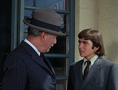 Grandfather (Ben Wright), Davy Jones