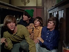 """""""Monkees in a Ghost Town"""""""
