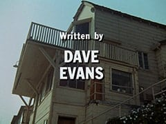Written by Dave Evans
