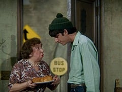 Mrs. Purdy (Jesslyn Fax), Mike Nesmith