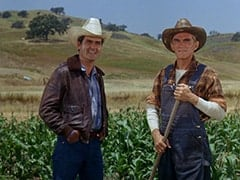 Jenkins (Chuck Bail), Farmer Fisher (Jim Boles)