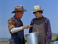 Farmer Fisher (Jim Boles), Micky Dolenz