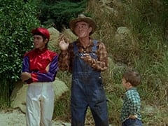 Davy Jones, Farmer Fisher (Jim Boles), Jonathan (Kerry MacLane)