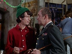 Mike Nesmith, General Harley Vandenberg (Arch Johnson)