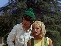 Mike Nesmith, Man-Seeking Party Guest (Lynne Marta)