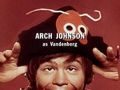Arch Johnson as Vandenberg