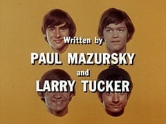 Written by Paul Mazursky and Larry Tucker