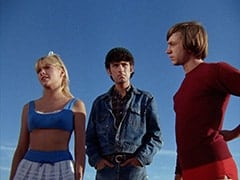 Jill (Jill Van Ness), Mike Nesmith, Peter Tork