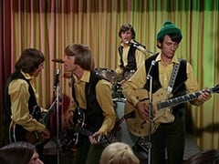 David Price, Davy Jones, Peter Tork, Micky Dolenz, Mike Nesmith