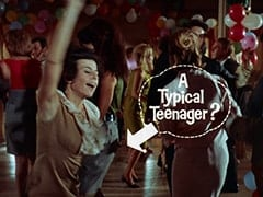 Typical Teenager (Sandy Gimpel) - A Typical Teenager?