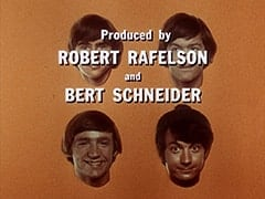 Produced by Robert Rafelson and Bert Schneider