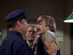 Paul the Policeman (Don Kennedy), Inspector (Dort Clark), Peter Tork