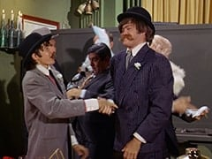 Davy Jones, Fuselli (Harvey Lembeck), Micky Dolenz