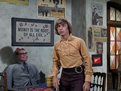 Mr. Schneider, Peter Tork
