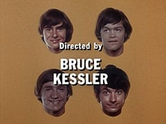 Directed by Bruce Kessler