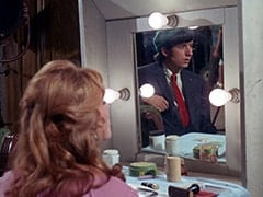 Joannie Jans (Leigh Chapman), Mike Nesmith