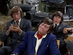 Peter Tork, M.D. (Micky Dolenz), Davy Jones