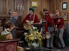 Valerie Cartwright (Lisa James), Ronnie Farnsworth (George Furth), Mike Nesmith, Micky Dolenz, Davy Jones, Peter Tork