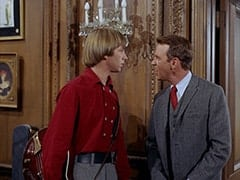 Peter Tork, Ronnie Farnsworth (George Furth)