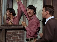 Mike Nesmith, Ronnie Farnsworth (George Furth)