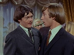 Micky Dolenz, Light Blonde Extra, Peter Tork