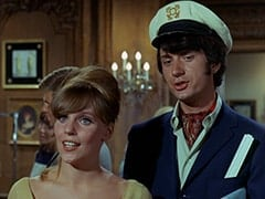 Valerie Cartwright (Lisa James), Mike Nesmith