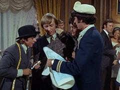 Davy Jones, Peter Tork, Micky Dolenz, Mike Nesmith, David Pearl
