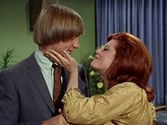 Peter Tork, Miss Buntwell (Karen James)