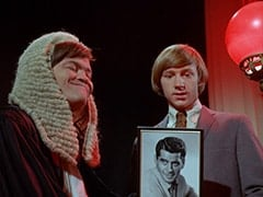 Micky Dolenz, Peter Tork, Renaldo (Hal March)