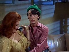 Miss Buntwell (Karen James), Mike Nesmith