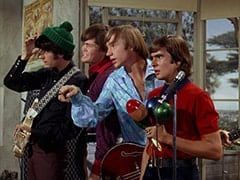 Mike Nesmith, Micky Dolenz, Peter Tork, Davy Jones