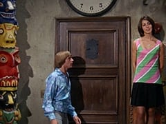 Peter Tork, Tall Brunette Extra