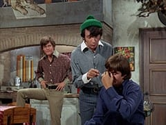 Micky Dolenz, Mike Nesmith, Davy Jones
