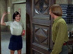 Fern Badderly (Kelly Jean Peters), Peter Tork