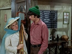 Fern Badderly (Kelly Jean Peters), Mike Nesmith
